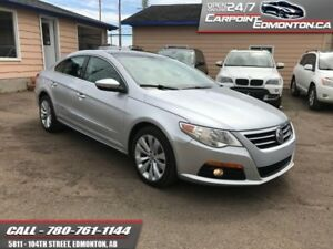 2009 Volkswagen Passat CC SPORT /LEATHER/ROOF/ONLY $10770  - tra