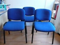 3x Office Chairs - Good condition