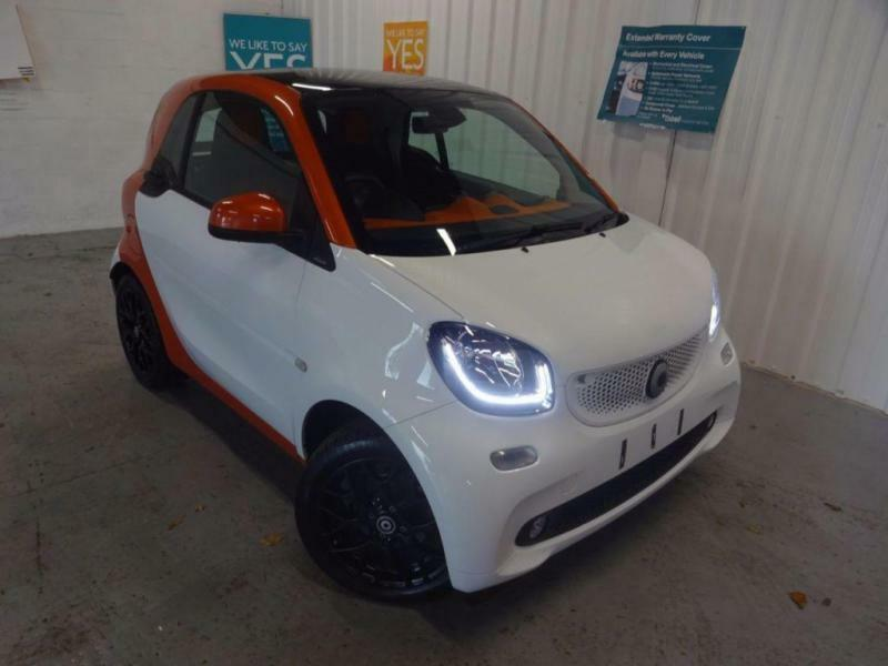 2015 64 SMART FORTWO 1.0 EDITION1 2D 71 BHP