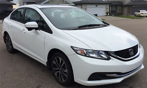 2015 Honda Civic EX - low kms