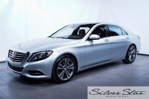 2014 Mercedes-Benz S550 4matic Sedan (LWB) Premium Package, Adva