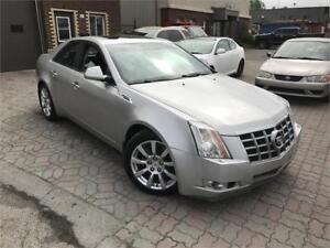 CADILLAC CTS 2008 AUTO / AC / MAGS / TOIT / CUIR !!