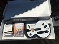 Guitar Hero for Nintendo Wi