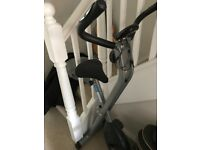 Exercise bike pro fitness only used a couple of times