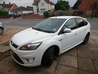 FORD FOCUS ST MARK 2 FACELIFT 2008 PLATE 58