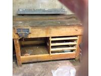 Joiners workbench