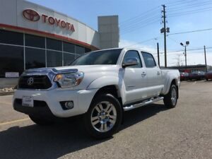 2014 Toyota Tacoma LIMITED 4X4  V6, LEATHER, BACKUP CAM, NAV