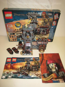 LEGO: Pirates of the Carribean Multiple Lot of Rare Sets