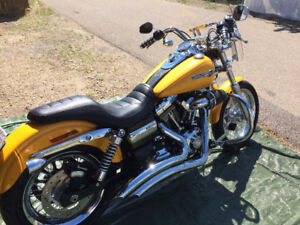 H-D SuperGlide NEW WINTER PRICE