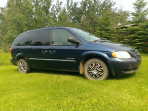 A Real Deal - 2001 Dodge Grand Caravan Minivan, Van