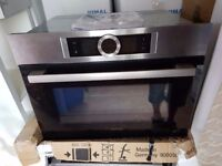Bosch Serie 6 Microwave Oven Model Number CMG656B.1B