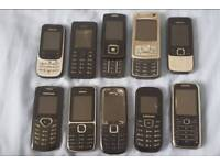 Nokia and Samsung small phones