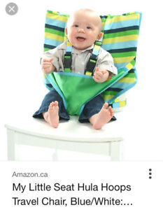 My Little Seat Travel High Chair