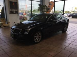 2013 Cadillac ATS 2.5L BLUETOOTH! PUSH TO START! LEATHER! SUN...