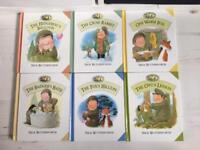 Percy the park keeper book bundle