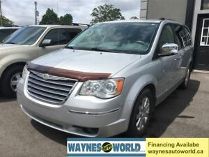 2009 Chrysler Town & Country Limited **SUNROOF & DVD & NAVI**