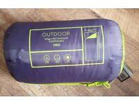 tesco sleeping bag new unwanted