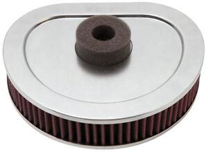 K&N Intake Air Filter - 1990-1999 Harley Davidson (HD-1390)