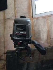 4 HP Mariner Outboard