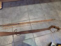arthur allan fly rod 3 piece