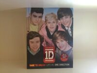 Dare to Dream-Life as One Direction Book