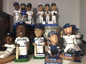 All of these bobbleheads for $250!