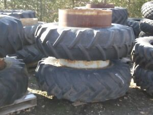 Duals Tire and Rims
