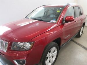 2016 Jeep Compass Sport! 4x4! ALLOY! SUNROOF! HEATED! LEATHER!