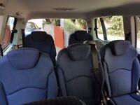 Fiat Ulysses 7 seater not Citroen c8 or Peugeot 807