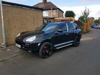 Porsche Cayenne S 3.2 lpg fully loaded