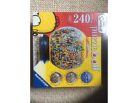 The Simpsons Puzzleball by Ravensburger