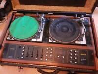 Citronic vinyl decks avon 2