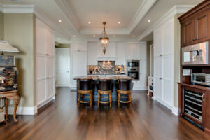 Stunning Spacious Furnished Luxury Suite - ST REGIS FOR LEASE