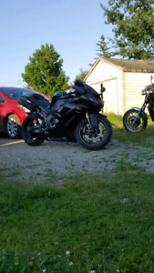 NINJA ZX10R FOR SALE OR TRADE