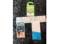 V festival tickets red camping all weekend