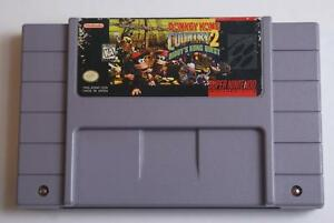 Donkey Kong Country 2 - Super Nintendo (SNES) - GET IT NOW