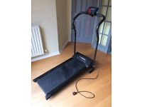 Treadmill – Folding – Compact - Easy to Use!