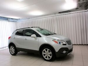 2016 Buick Encore IT'S A MUST SEE!!! AWD SUV w/ NAVIGATION, HEAT
