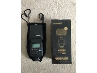 NEEWER NW680/TT680 Speedlite Flash E TTL Camera Flash Hot Shoe mount
