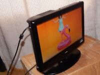 ALBA 15'' TV TELEVISION HDMI Full working order NEED QUICK SALE £20 FLAT SCREEN