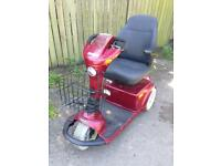 STERLING STAR PLUS MOBILITY SCOOTER