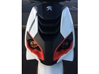 Peugeot Speedfight 4 50cc Moped For Sale