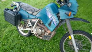 1997 KLR 650