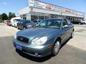 2005 Hyundai Sonata 4dr Sdn GL I4 Auto, BEING SOLD :AS-IS