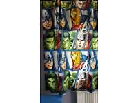 avenger curtains