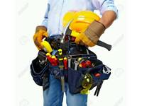 All aspects handyman services £10 per hour