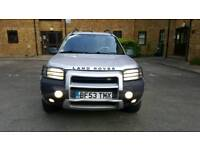 LAND ROVER FREELANDER PREMIUM TD4 AUTO LEFT HAND DRIVE SAT NAV LEATHER IMMACULATE CONDITION
