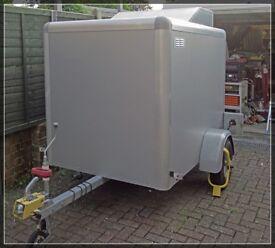 TAV1 Indespension Tow-A-Van trailer 6'x4'x4'