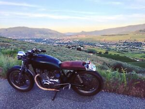 |Price Drop| 1978 Suzuki GS400 Cafe Racer