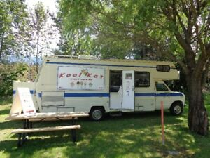 Popular Mobile Soft Ice Cream Business - Sicamous BC